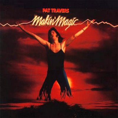 Pat_Travers_-_Makin_Magic_-_Front